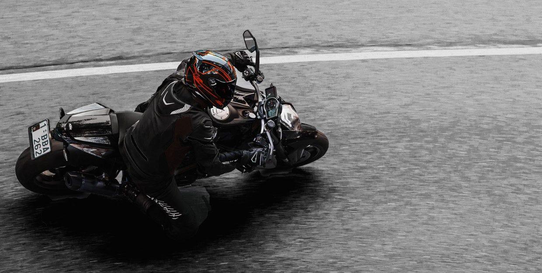 Para la moto