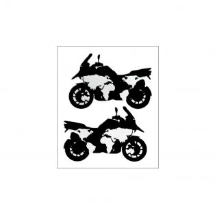 Stickers to customize your motorbike Adventure Stick Gs