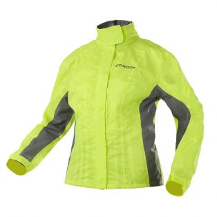Easy Travel Lady Jacket Fluo