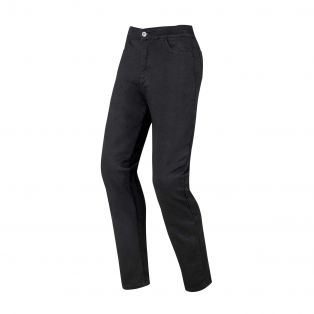 Motorcycle trousers Jeggings Evo for ladies Stealth Black