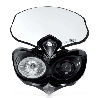 Cyclope Headlight Black