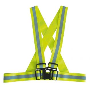 Safety Fluo Suspenders
