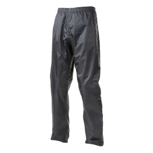 Easy Travel Unisex Pants Black