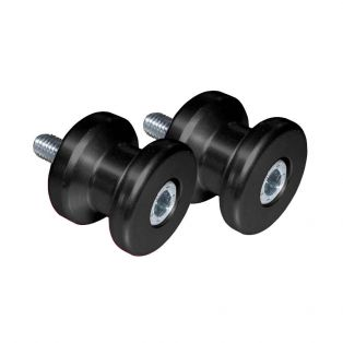 M10 Swing Arm Spools Black