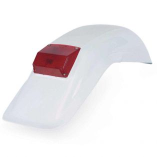 Nost Rear Fender White