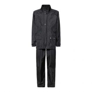 Diluvio Plus Rain Set Black