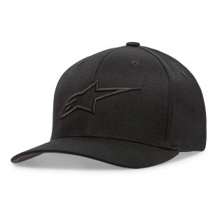 Ageless Curve Hat Black