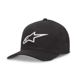 Ageless Curve Hat Black/White