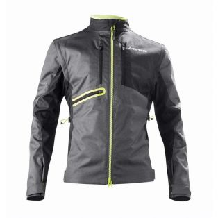 Enduro Jacket Black/Yellow Fluo