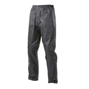 Easy Pocket Unisex Pants Black