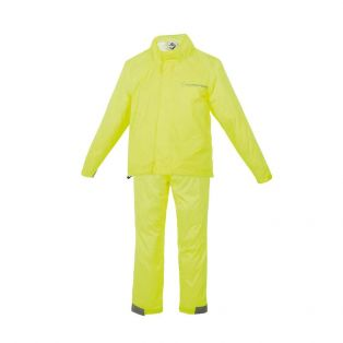 Set Nano Rain Kid Fluo Yellow