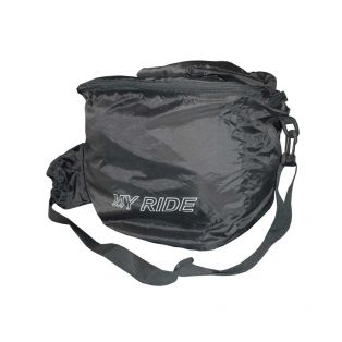 Outdoor Helmet Bag Black