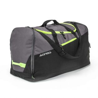 Cargo Bag Black/Yellow