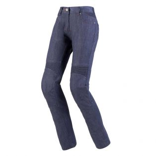 Flex Denim Lady Pants Deep Blue Washed