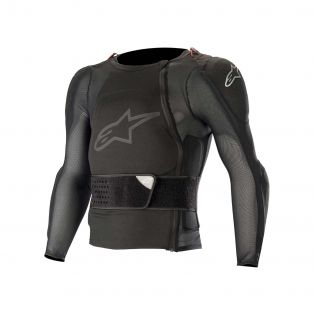 Sequence Protection Jacket Long Sleeve Black