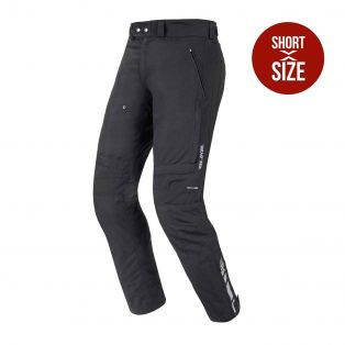 Short Gate Aqvadry Trousers Black Short cut