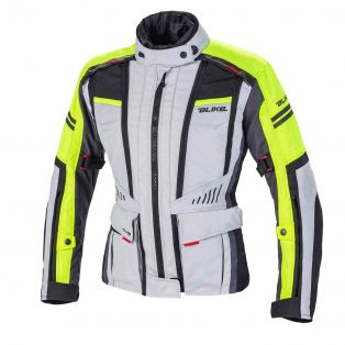 Finder Aqvadry Lady Jacket Gray/Yellow Fluo/Dark Gr