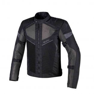 Airtour Aqvadry Motorbike summer jacket Black/Anthracite/Black