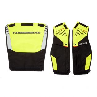 Kit Customized Panels Expedition Black/Yelloow Fluo