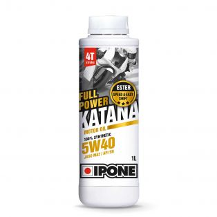 Katana Full Power 5W40 1lt Engine Oil