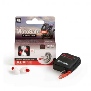 Motosafe Race Earplugs