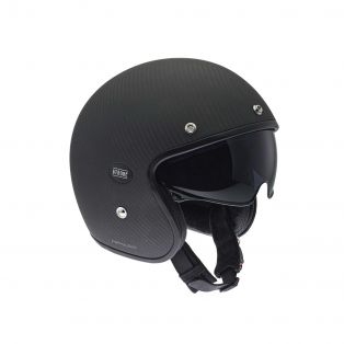 HP4.52 jet helmet Matt Carbon