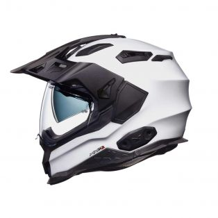 X.Wed 2 Plain Helmet White