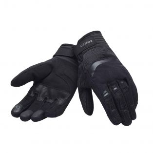 Polo Breeze Motorcycle gloves Black