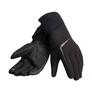 Guard Aqvadry motorcycle gloves Black