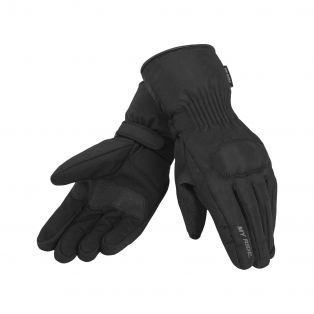 Supersafe WP motorcycle gloves Black