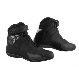 Drift motorcycle shoes Black/Black/Black