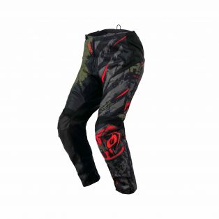 ELEMENT RIDE MY21 PANTS Black/Green
