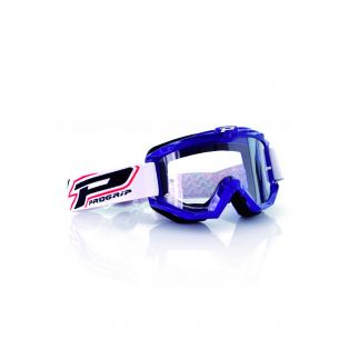 3201 motocross goggles Blue