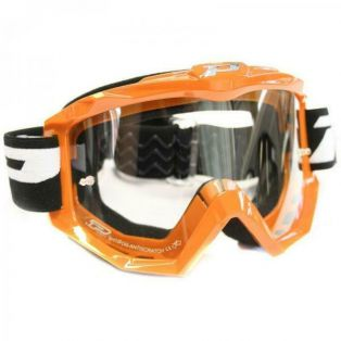 3201 motocross goggles Orange