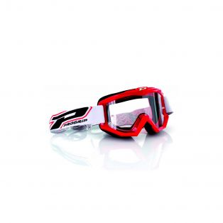3201 motocross goggles Red