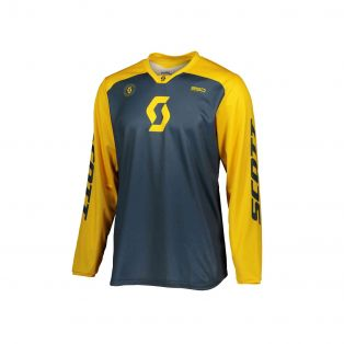 350 Track Offroad Jersey Blue/Yellow