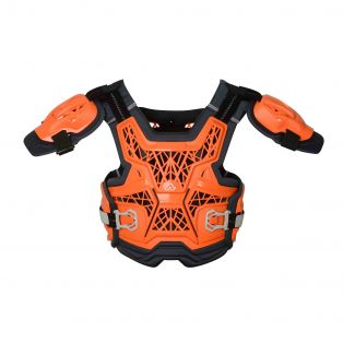 GRAVITY KID LEVEL 2 BODY ARMOUR Orange