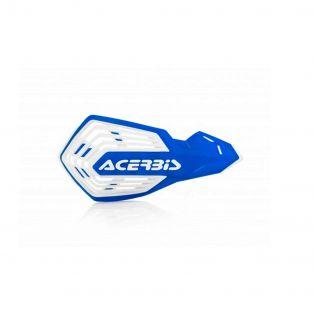 X-FUTURE HANDGUARDS Blue/White