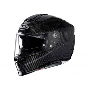RPHA 70 Carbon full face helmet Carbon Black